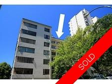English Bay Condo for sale: BEACH TOWN HOUSE APARTMENTS 2 bedroom 1,457 sq.ft. (Listed 2014-10-01)